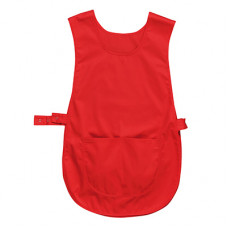 Apron Tabard - Red