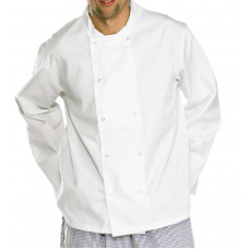 Chef Jacket L/Sleeve - White