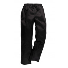 Chef Trousers - Black