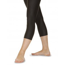 Dance Leggings (3/4) - Black