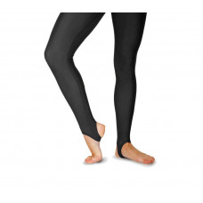 Dance Leggings (stir-up) - Black