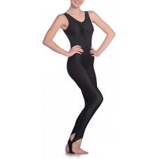 Dance Leotard Catsuit - Black