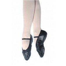Dance Ballet Shoes Split Sole - Black