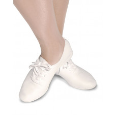 Dance Jazz Shoes - White