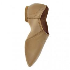 Dance Jazz (Pom) S/Sole Shoes - Tan