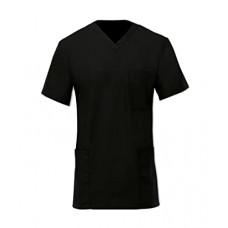 Scrub Tunic Black