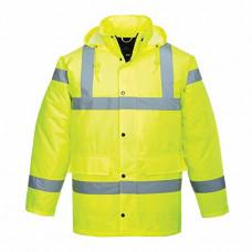 Hi-Vis Jacket Traffic Yellow