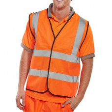 Hi-Vis Vest Orange