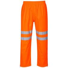 Hi-Vis Trousers Waterproof Orange