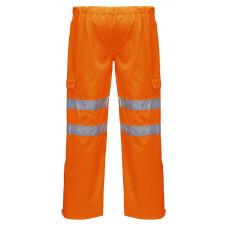 Hi-Vis Trousers Waterproof Extreme Orange