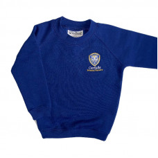 Carluke Nursery Crew Neck Sweatshirt