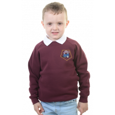 Carstairs Junction Nursery Crew Neck Sweatshirt