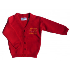 Lanark Primary Nursery Sweatshirt Cardigan
