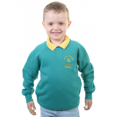 Little People Nursery Crew Neck Sweatshirt