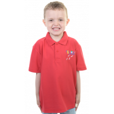 Rascals Nursery Red Polo Shirt
