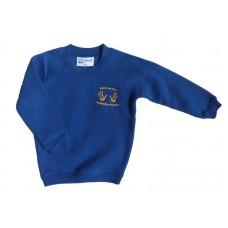 Rigside & Rural Communities Nursery Royal Crew Neck Sweatshirt