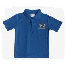 Rigside & Rural Communities Nursery Royal Polo Shirt