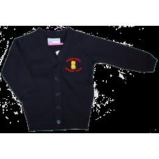 Robert Owen Nursery Sweatshirt Cardigan