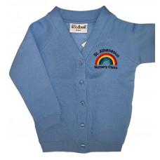St Athanasius Nursery Sweatshirt Cardigan
