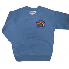 St Athanasius Nursery Crew Neck Sweatshirt