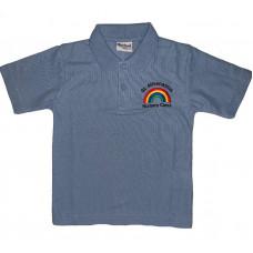 St Athanasius Nursery Polo Shirt