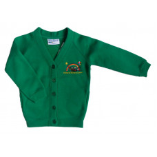 St Mary's Nursery Sweatshirt Cardigan