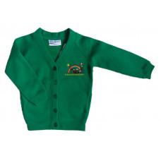 St Mary's Nursery Sweatshirt Cardigan