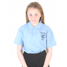Bent Primary Polo Shirt