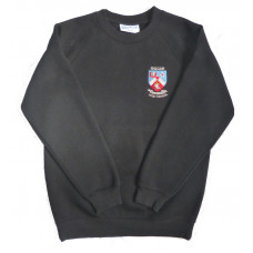 Biggar High School Crew Neck Sweatshirt