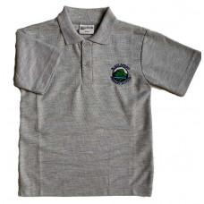 Black Mount Primary Polo Shirt