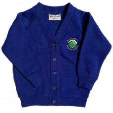 Black Mount Primary Cardigan Sweatshirt