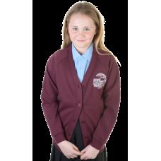 Braehead Primary Girls Sweatshirt Cardigan