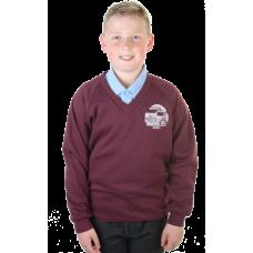 Braehead Primary V-Neck Sweatshirt