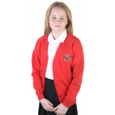 Braidwood Primary Girls Sweatshirt Cardigan