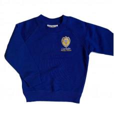 Carluke Primary Crew Neck Sweatshirt