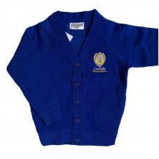 Carluke Primary Girls Sweatshirt Cardigan