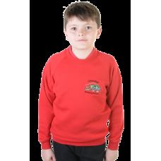 Carmichael Primary Crew Neck Sweatshirt