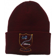 Carstairs Junction Primary Wooly Hat