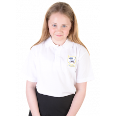 Carstairs Junction Primary Polo Shirt