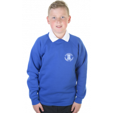 Carstairs Primary Crew Neck Sweatshirt