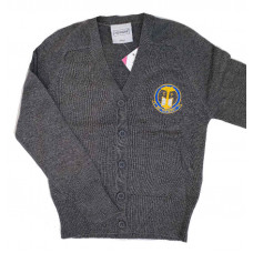 Crawforddyke Primary Cotton Cardigan