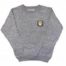 Crawforddyke Primary Crew Neck Sweatshirt