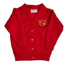 Douglas Primary Girls Sweatshirt Cardigan