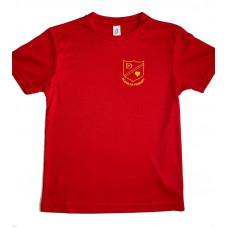 Douglas Primary Gym T-Shirt