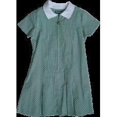 Girls Green Summer Dress
