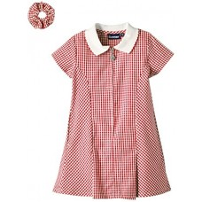 Girls Red Summer Dress
