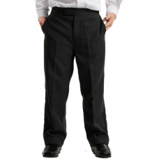 Boys Trousers Classic fit Black (Junior)