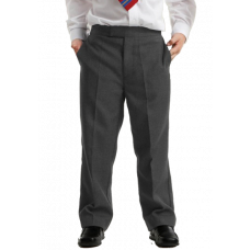 Boys Trousers Classic fit Grey (Junior)