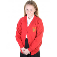 Kirkfieldbank Primary Sweatshirt Cardigan