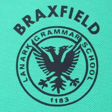 Lanark Grammar PE T-Shirt - Braxfield